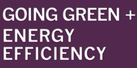 Click here for info on going green & energy efficiency