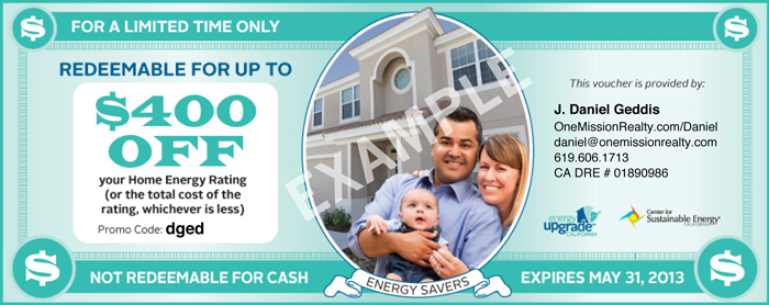 california-home-energy-assessment-voucher-$400
