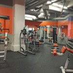 Recently updated gym with state-of-the-art equipment