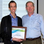 J. Daniel Geddis Receives Sustainable Energy Champion Award from Center for Sustainable Energy